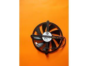 DC 12V 0.35A Power Logic PLA09215D12M graphics card fan diameter 10CM
