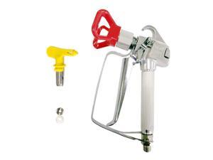 Hot Aluminum 3600 PSI 4 fingers Airless Paint Spray  w/ Tip Guard  Tip Tool