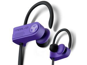 XR700 Purple Bluetooth Earphones Wireless Earbuds In Ear Waterproof IPX7