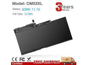 CM03XL Battery For  EliteBook 840 845 850 740 745 750 G1 G2 717376-001 CM03 CA