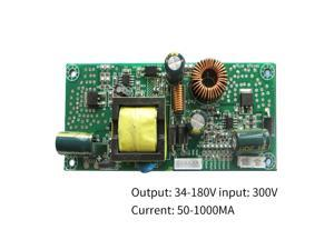 5Pcs Universal LED LCD TV Universal Backlight Drive Light Bar 50-1000MA Boost Power Supply Constant Current Integrated Board