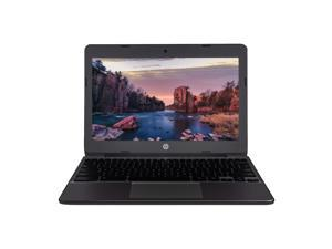 "HP Chromebook 11 G5 Laptop Computer, 11.6"" High Definition Display, Intel Dual-Core Processor, 16GB Solid State Drive, 4GB RAM, Chrome OS, WiFi (Grade B)"