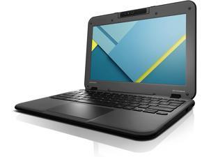 "LENOVO Chromebook N22-TOUCH, 1.60 GHz Dual Core, 4GB DDR3 RAM, 16GB SSD Hard Drive, Chrome, 11"" Screen (Grade B)"