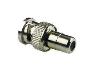 BNC male to RCA female Adapter for Video Camera CCTV