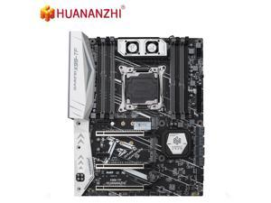 HUANANZHI X99-TF X99 Motherboard Support DDR3 DDR4 RECC NON-ECC Intel XEON E5 LGA2011-3 All Series memory NVME USB3.0 ATX