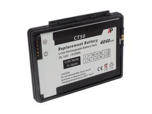 Replacement Battery for Honeywell / Datalogic Dolphin CT50, CT60 Mobile Computers. 4040 mAh