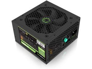 Power Supply 600W with ECO Mode, 80+ Bronze Certified, NON-MODULAR,GAMEMAX VP-600