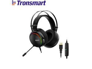 Tronsmart Glary Gaming Headset ps4 headset Virtual 7.1, Interface Gaming Headphones for ps4,nintendo switch,Computer,Laptop