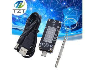 USB Charging Trigger Charger Voltmeter Ammeter 5V/9V/12V/15V/20V/PPS PD2.0 PD3.0 Type-C USB Decoy Device for PD Charger