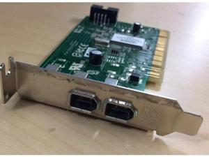 Adaptec IEEE-1394A 32bit 2-Ports PCI FireWire Adapter AFW2100