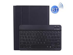 A11BS Ultra-thin ABS Detachable Bluetooth Keyboard Protective Case with Backlight & Pen Slot & Holder for iPad Pro 11 inch 2021