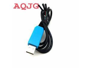 Raspberry Pi USB to TTL Serial Cable - Debug / Console Cable for Raspberry Pi 3 Model B 2 For Support Win10
