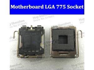 Motherboard LGA 775 LGA775 CPU BGA Replacement Repair Socket with Solder Tin Ball--5pcs/lot