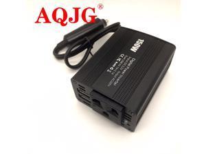 150W car inverter 12V to 220V car power supply voltage converter foot power