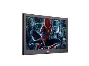 13.3 inch IPS 1920x1080 Full HD Portable Ultrathin 1080p LCD Monitor with HDMI / Audio / Micro USB Ports for PS4, Xbox One, Switch, Car Video, Industrial and Medical Display etc.