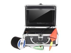 30M 7'' LCD Screen Underwater Fishfinder Camera HD Fishing Waterproof Monitor EU - Eurocode