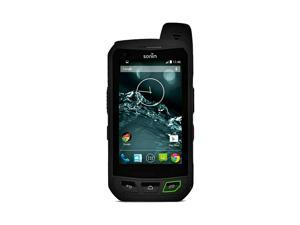 Sonim XP7 Factory Unlocked Ultra Rugged Smartphone   XP7700   16GB + 1GB RAM   Military Tested   4G LTE  - Black/Yellow
