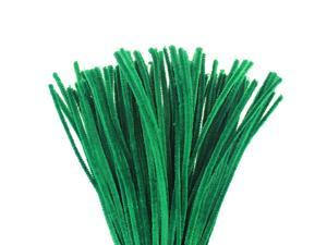 Pipe Cleaners 300 PCS Red Chenille Stem 6MM x 12 Inch Twistable Stems Childrens Bendable Sculpting Sticks for s and Arts Red
