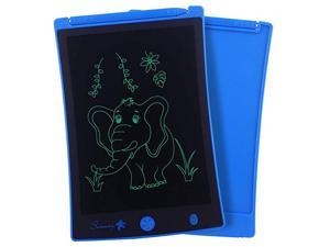 LCD Writing Tablet 8 5 Inch Toddler Doodle Board Drawing Pad Electronic Drawing Tablet with Lock Function Educational and Learning Toys for Kids at Home and School Blue