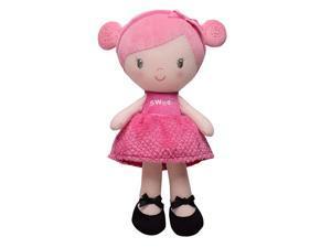 Plush Snuggle Buddy Doll Sweet Rosie