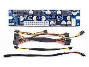 Weastlinks DC ATX Peak PSU 19V 200W Pico ATX Switch Mining PSU 24pin MINI ITX DC to ATX PC Power Supply For Computer