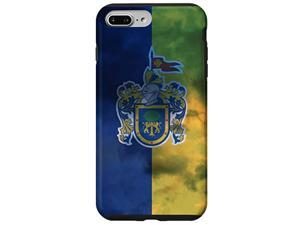 Iphone 7 Plus/8 Plus Jalisco Flag And Cloudy Sky - Jalisciense Pride Case