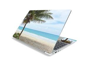 """Mighty Skins Mightyskins Skin For Lenovo Ideapad S340 15"""" (2019) - Beach Bum   Protective, Durable, And Unique Vinyl Decal Wrap Cover   Easy To Apply, Remove, And Change Styles   Made In The Usa"""
