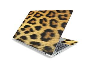 """Mighty Skins Mightyskins Skin For Lenovo Ideapad S340 15"""" (2019) - Cheetah   Protective, Durable, And Unique Vinyl Decal Wrap Cover   Easy To Apply, Remove, And Change Styles   Made In The Usa"""