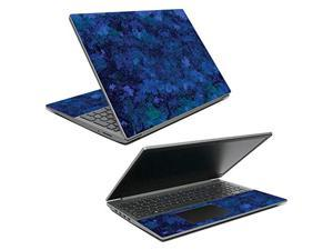"""Mightyskins Skin Compatible With Lenovo Ideapad S145 15"""" (2019) - Blue Ice   Protective, Durable, And Unique Vinyl Decal Wrap Cover   Easy To Apply, Remove, And Change Styles   Made In The Usa"""