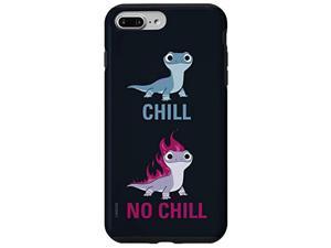 Iphone 7 Plus/8 Plus Disney Frozen 2 Salamander Chill Vs. No Chill Case