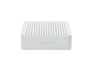 Hitron DOCSIS 3.1 Cable Modem (DOCSIS 3.1 Modem), 6 Gbps Max Speed   Approved for Comcast Xfinity Gigabit and Charter Spectrum   White (1 Gbps Ethernet Port)  CODA