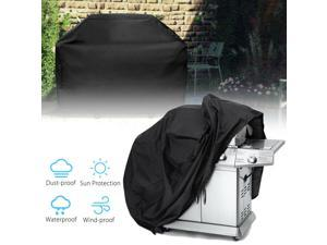 BBQ Gas Grill Cover Barbecue Waterproof UV Outdoor Heavy Duty Protection S/M/L
