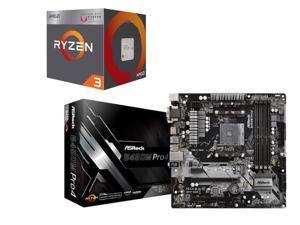 AMD RYZEN 3 2200G Quad-Core 3 5 GHz (3 7 GHz Max Boost) Socket AM4 65W  YD2200C5FBBOX Desktop Processor - Retail - Newegg com