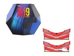 Intel Core i9-9900K Coffee Lake 8-Core, 16-Thread, 3 6 GHz (5 0 GHz Turbo)  LGA 1151 (300 Series) 95W BX80684I99900K Desktop Processor Intel UHD