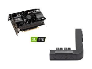 EVGA GeForce RTX 2060 XC GAMING, 6GB GDDR6, HDB Fan Graphics Card 06G-P4-2063-KR + EVGA PowerLink Support ALL NVIDIA Founders Edition & ALL EVGA GeForce RTX