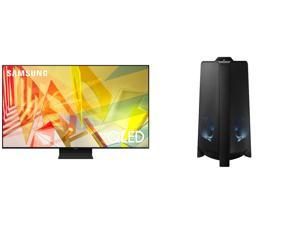 "SAMSUNG QN65Q90TAFXZA 65"" TV AND MX-T50/ZA Tower Speaker"