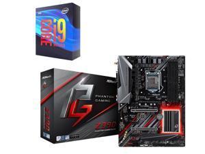 ASRock Z390 PHANTOM GAMING SLI/ac LGA 1151 (300 Series) Intel Z390 HDMI SATA 6Gb/s USB 3.1 ATX Intel Motherboard ONLY @NEWEGG + Intel Core i9-9900K Processor Intel UHD Graphics 630