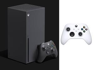 Microsoft Xbox Series X + Xbox Core Controller - Robot White