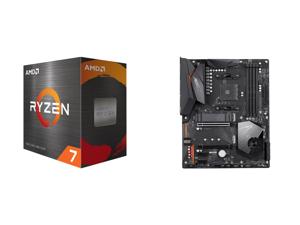 AMD Ryzen 7 5800X 8-Core 3.8 GHz Socket AM4 105W 100-100000063WOF Desktop Processor and GIGABYTE X570 AORUS ELITE AMD Ryzen 3000 PCIe 4.0 SATA 6Gb/s USB 3.2 AMD X570 ATX Motherboard