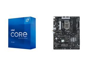 Intel Core i7-11700K Rocket Lake 8-Core 3.6 GHz LGA 1200 125W BX8070811700K Desktop Processor Intel UHD Graphics 750 and ASRock Z590 Phantom Gaming 4/ac LGA 1200 Intel Z590 SATA 6Gb/s ATX Intel Motherboard