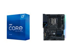 Intel Core i7-11700K Rocket Lake 8-Core 3.6 GHz LGA 1200 125W BX8070811700K Desktop Processor Intel UHD Graphics 750 and ASRock Z590 EXTREME LGA 1200 Intel Z590 SATA 6Gb/s ATX Intel Motherboard
