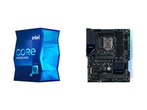 Intel Core i9-11900K Rocket Lake 8-Core 3.5 GHz LGA 1200 125W BX8070811900K Desktop Processor Intel UHD Graphics 750 and ASRock Z590 EXTREME LGA 1200 Intel Z590 SATA 6Gb/s ATX Intel Motherboard
