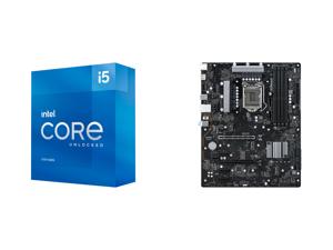 Intel Core i5-11600K Rocket Lake 6-Core 3.9 GHz LGA 1200 125W BX8070811600K Desktop Processor Intel UHD Graphics 750 and ASRock Z590 Phantom Gaming 4 LGA 1200 Intel Z590 SATA 6Gb/s ATX Intel Motherboard