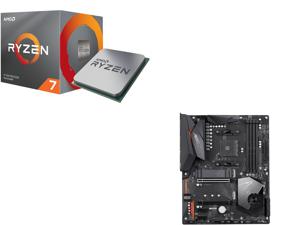 AMD RYZEN 7 3700X 8-Core 3.6 GHz (4.4 GHz Max Boost) Socket AM4 65W 100-100000071BOX Desktop Processor and GIGABYTE X570 AORUS ELITE AMD Ryzen 3000 PCIe 4.0 SATA 6Gb/s USB 3.2 AMD X570 ATX Motherboard