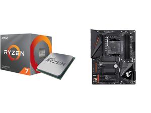 AMD RYZEN 7 3700X 8-Core 3.6 GHz (4.4 GHz Max Boost) Socket AM4 65W 100-100000071BOX Desktop Processor and GIGABYTE B550 AORUS PRO AM4 AMD B550 ATX Motherboard with Dual M.2 SATA 6Gb/s USB 3.2 Gen 2 2.5 GbE LAN PCIe 4.0