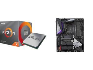 AMD RYZEN 7 3700X 8-Core 3.6 GHz (4.4 GHz Max Boost) Socket AM4 65W 100-100000071BOX Desktop Processor and GIGABYTE B550 AORUS MASTER AM4 AMD B550 ATX Motherboard with Triple M.2 SATA 6Gb/s USB 3.2 Gen 2 WIFI 6 2.5 GbE LAN PCIe 4.0