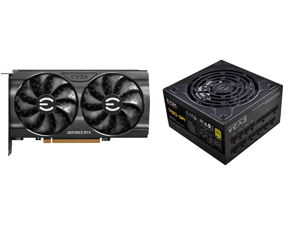 EVGA GeForce RTX 3060 XC GAMING 12G-P5-3657-KR 12GB GDDR6 Dual-Fan Metal Backplate and EVGA SuperNOVA 750 GA 80 Plus Gold 750W Fully Modular Eco Mode 10 Year Warranty Includes Power ON Self Tester Compact 150mm Size Power Supply 220-GA-0750
