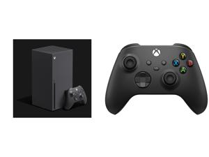 Microsoft Xbox Series X and Xbox Core Controller - Carbon Black