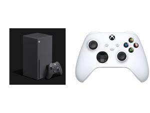 Microsoft Xbox Series X and Xbox Core Controller - Robot White