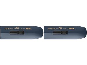 2 x TEAM 128GB C188 USB 3.2 Gen1 Flash Drive Speed Up to 130MB/s (TC1883128GL01)